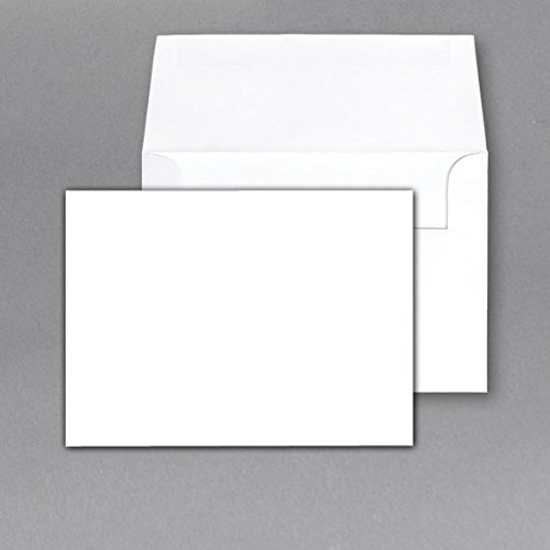 Pack of 50 A9 Flat Card