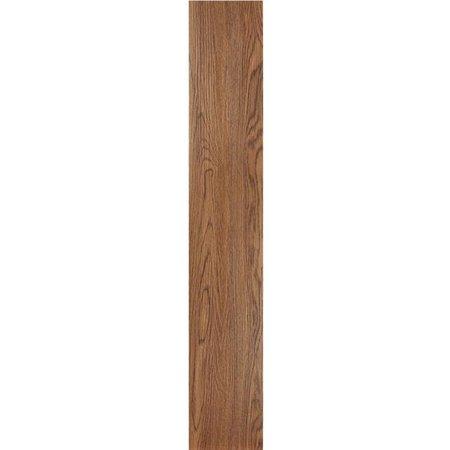 Tivoli II Redwood Peel N Stick Vinyl Planks