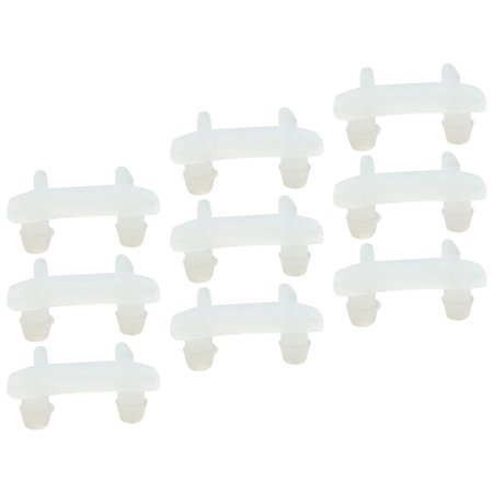 Rudder Bushing (9 Pack Felji Rubber Bushings Shock Pads for NutriBullet 600W 900W NB-101B NB-101S Blenders)