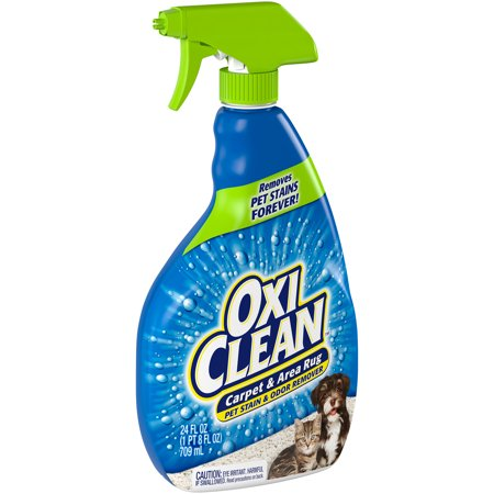 OxiClean Carpet amp Area Rug Pet Stain Odor Remover