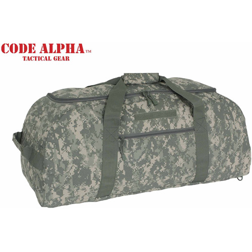 Code Alpha Giant Duffle Bag