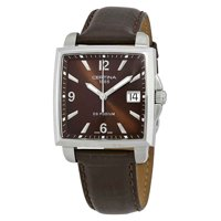 Certina DS Podium 32mm Brown Dial Leather Women's Watch