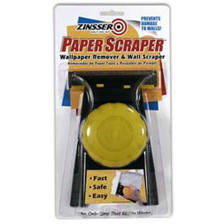 Zinsser PaperScraper Wallpaper Remover and Wall Scraper