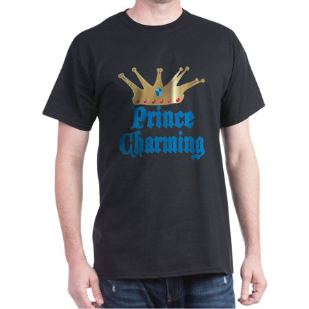 CafePress - Prince Charming - 100% Cotton T-Shirt