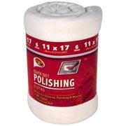 Clean Rite 2-66 11 x 17 in. Soft Polishing Diaper Cloth