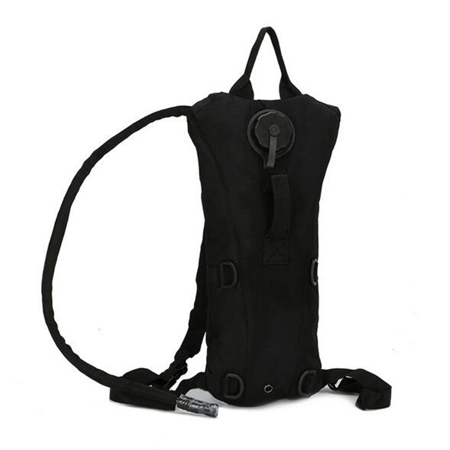 NEW 3L with Water Bladder Bag Hydration Backpack Packs Hiking Camping Cycling US