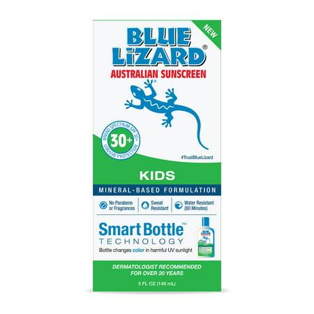Blue Lizard Australian Sunscreen Kids, SPF 30+, 5oz (Halloween Is Un Australian)