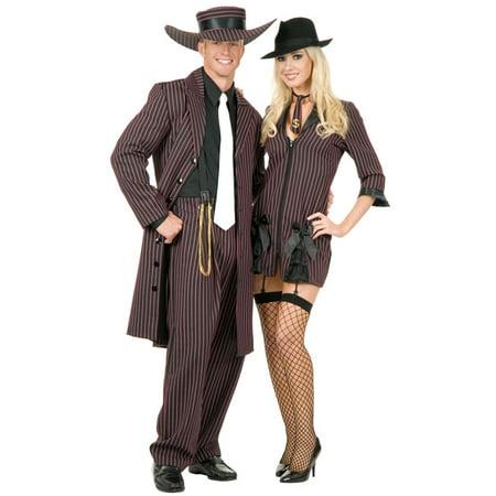 Zoot Suit Costume - Black & (40's Couple Costume Ideas)