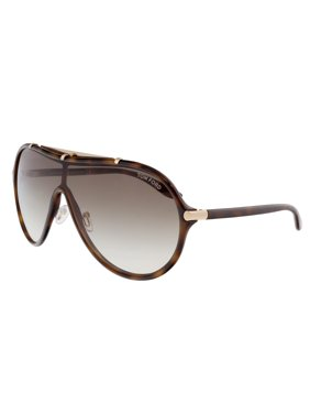 Tom Ford FT0152 52K Ace Havana Shield Sunglasses