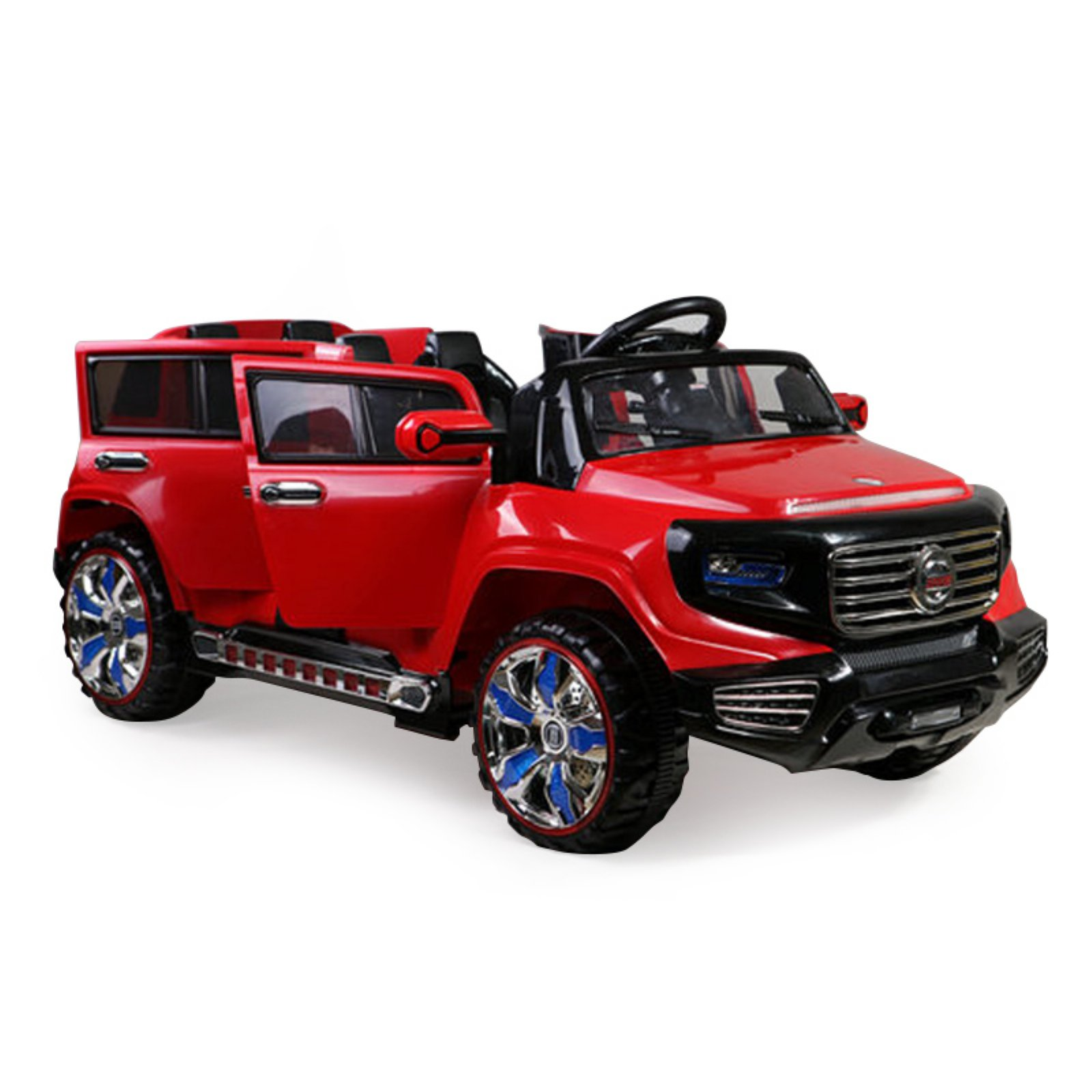 Best Ride on Cars 12V Battery Powered Big 2 Seater SUV Ri...