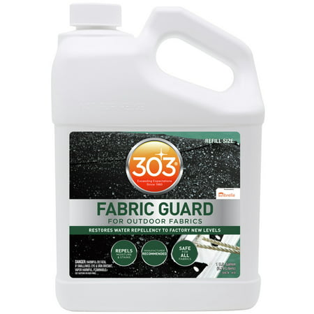 303 (30674) Marine Fabric Guard, Water Repellency and Stain Protection,