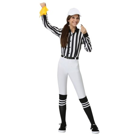 Women's Referee Costume - Referee Costumes For Women
