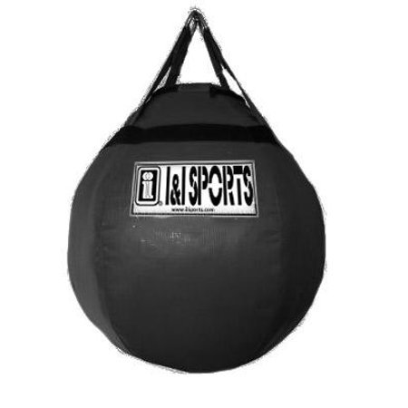 Pro Boxing Wrecking Ball Punching Bag 25x25 100lb