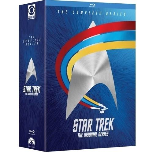 Star Trek: The Original Series - The Complete Series (Blu-ray)