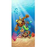 Scooby Doo Scuba Beach Towel