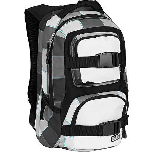Eastsport Skater Backpack with Skateboard Straps