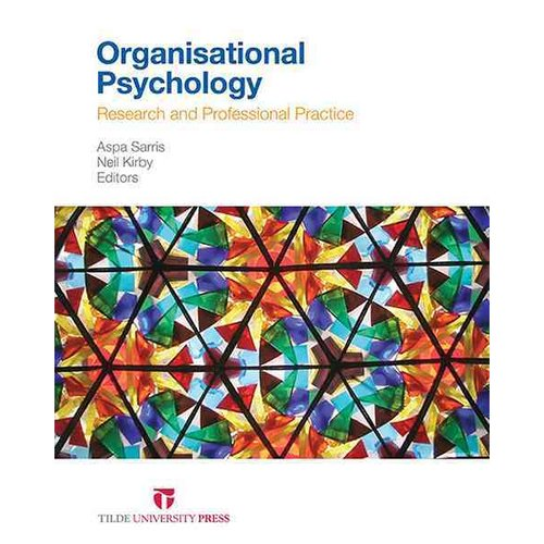industrial organizational psychology research paper Industrial and organizational (i/o) psychologists focus on the behavior of employees in the workplace they apply psychological principles and research methods to.