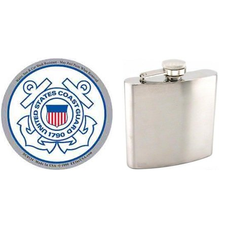 United States Coast Guard Sticker 3 1/4