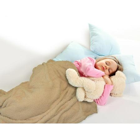 Napa Premium Soft Warm Plush Toddler Blanket Bedding Throw for Baby Children Teen Boy Girl Bedroom - 48