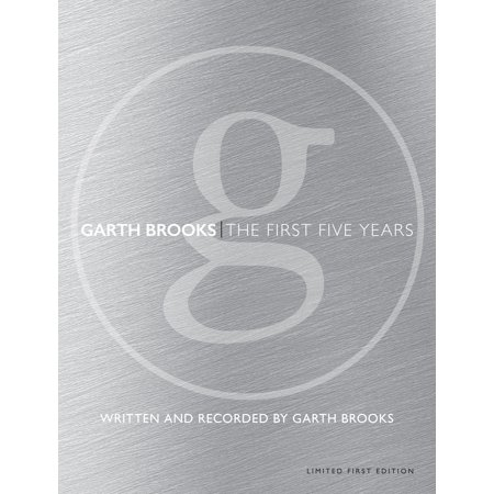 - Garth Brooks Anthology: The First Five Years (Limited Edition)