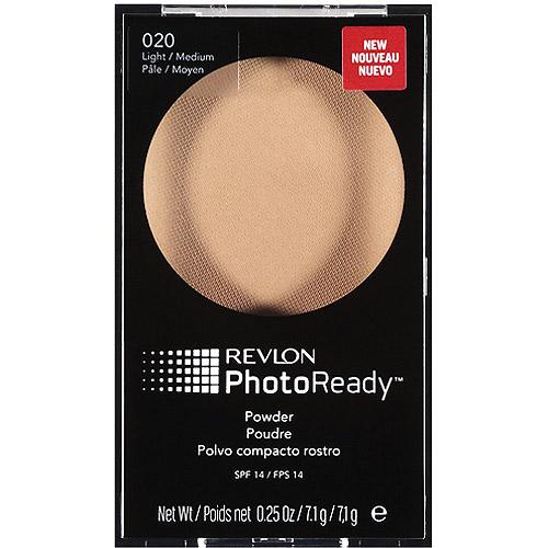 Revlon PhotoReady Powder, Light/Medium, 0.25 Oz