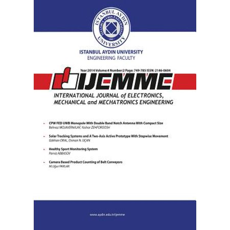 International Journal of Electronics, Mechanical and Mechatronics Engineering : (International Journal Of Mechanical & Mechatronics Engineering)