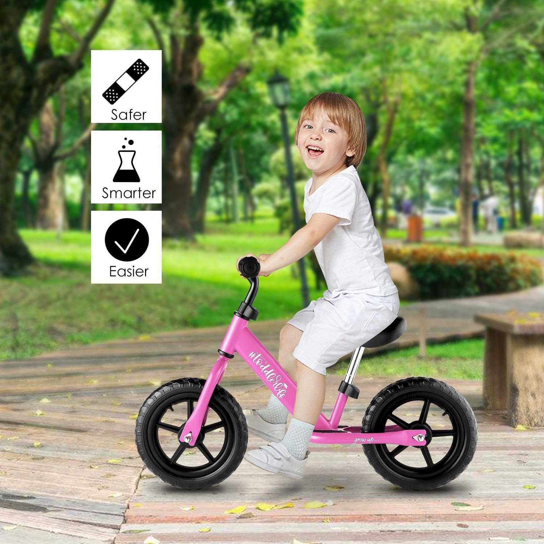 Balance Bike for 3~6 Years Old 77.16lb Safe Load ROJE