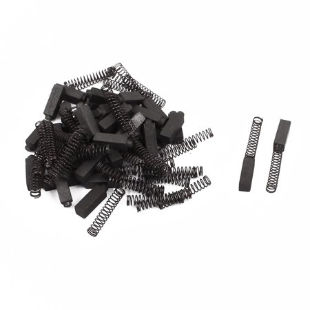 20 Pairs Replacement Carbon Brushes 4mm x 4mm x 13mm for  Electric -