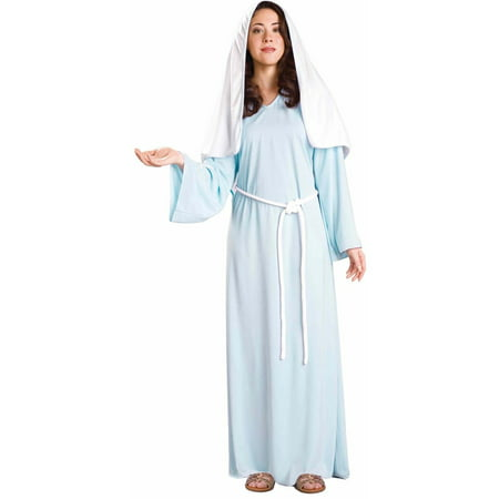 Women's Biblical Mary Costume (Vegas Costumes For Womens)