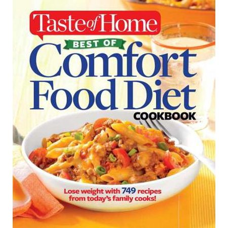 Taste of Home Best of Comfort Food Diet Cookbook -