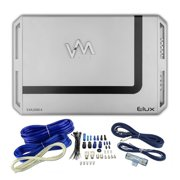 New VM Audio EXA2000.4 2000W 4 Channel Car Amplifier Power Amp + Wiring Kit