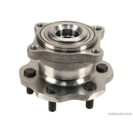 - First Equipment Quality W0133-1894658 Wheel Bearing and Hub Assembly for Nissan Models