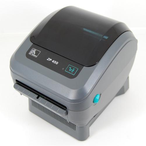 Zebra ZP450 High Speed Direct Thermal Label Printer ...