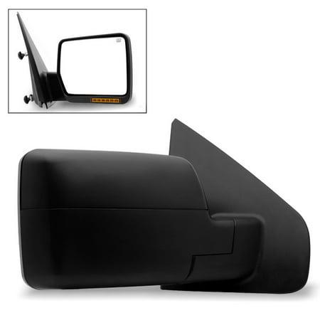 Blazer Power Heated Mirror (Fit 2004-2006 F150 Power Heated Passenger Side Mirror w/Build-in LED Signal )