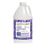 Earth to Skin Hand Sanitizer Gel - Lavender Tea, 64 oz