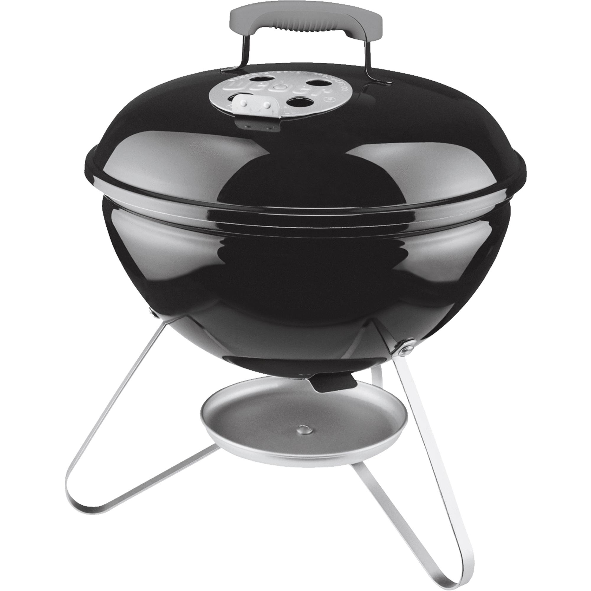 "Weber 14"" Smokey Joe Charcoal Grill, Black"
