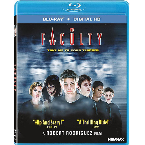 The Falculty (Blu-ray   Digital HD) (With INSTAWATCH) (Widescreen)