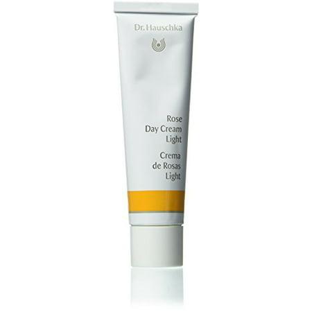 Dr. Hauschka Day Cream Light, Rose, 1.0-Ounce (Hauschka Day Care)