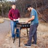 "Blackstone Adventure Ready 17"" Tabletop Outdoor Griddle"