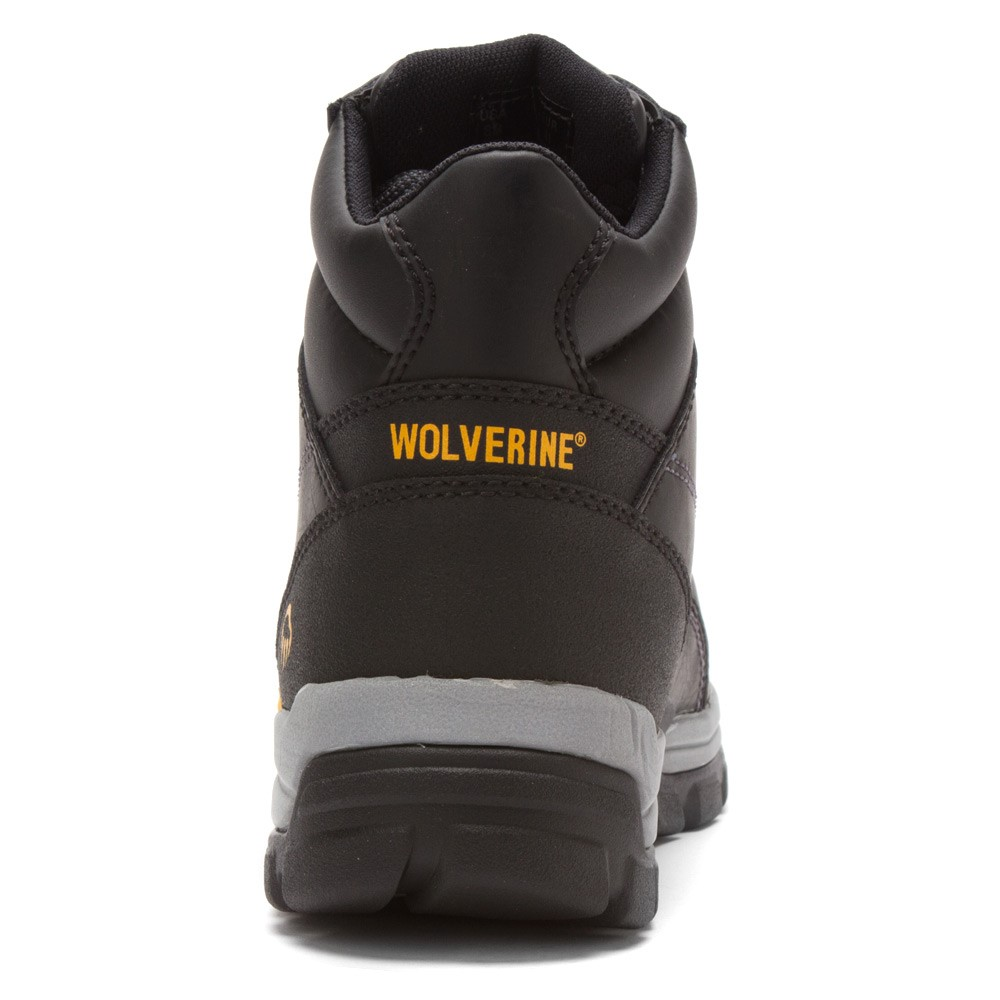 Wolverine Men Tarmac 6' Waterproof Boots