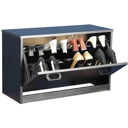 Shoe Cabinet, Single, Oak