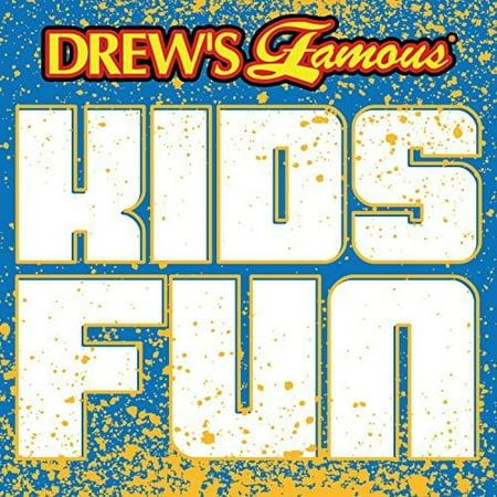 Hit Crew - Drew's Famous Kids Fun (CD) - image 1 de 1