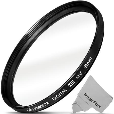 52MM Altura Photo UV Ultraviolet Lens Protection Filter for NIKON DSLR D7100 D5300 D5200 D5100 D5000 D3300 D3200 D3100 D3000 D90 D80