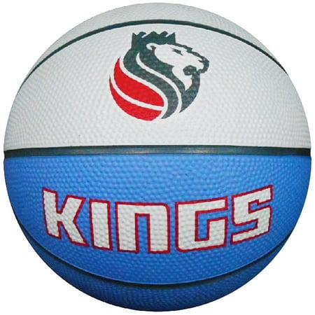 Sacramento Kings Spalding Hyperlocal Basketball - No Size