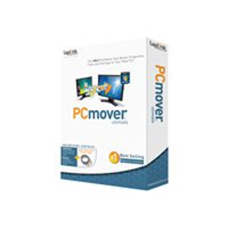 Laplink Pcmover V.8.0 Ultimate With High Speed Cable - Complete Product - 5 License - Utility - Standard Retail - Pc (Best Utility To Speed Up Pc)