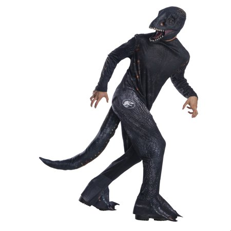 Jurassic World: Fallen Kingdom Mens Villain Dinosaur Halloween Costume](Disneyland Halloween Villains)