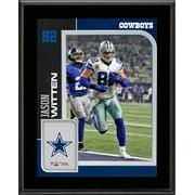 Jason Witten Dallas Cowboys 10.5'' x 13'' Sublimated Player Plaque