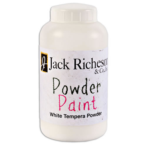 Powdered Tempera Paint  (White)