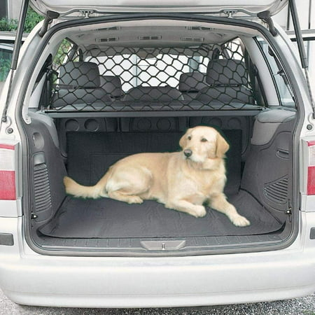 Car Pet Barrier Vehicle Dog Fence Cage Gate Safety Mesh Net Auto Travel Van - image 2 of 5