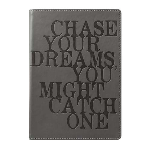 Eccolo Ltd Style Chase Your Dreams Journal